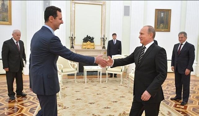 Esad'ın restleri Rusya'yı zorda bıraktı