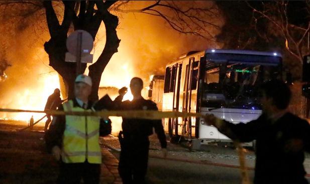 Bomba Diyarbakır'da fitil Ankara'da takılmış