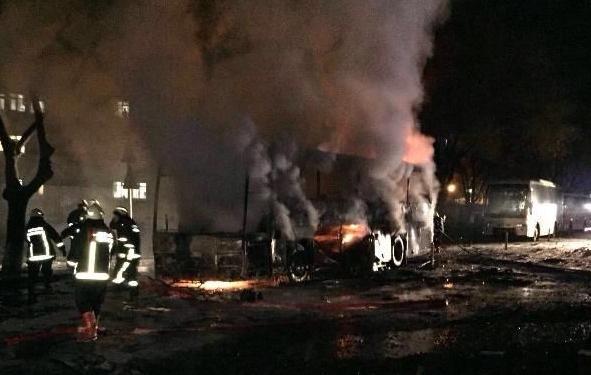 Ankara saldırganıyla ilgili yeni iddia