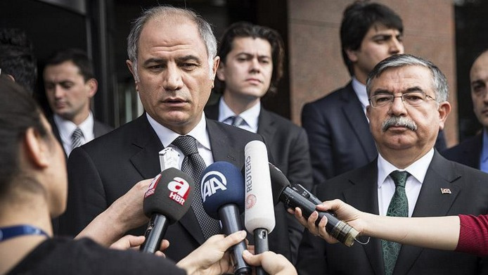 Bakan Ala'dan HDP'ye Sur uyarısı