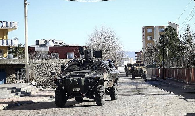 İdil'de çatışma: 4 PKK'lı öldürüldü
