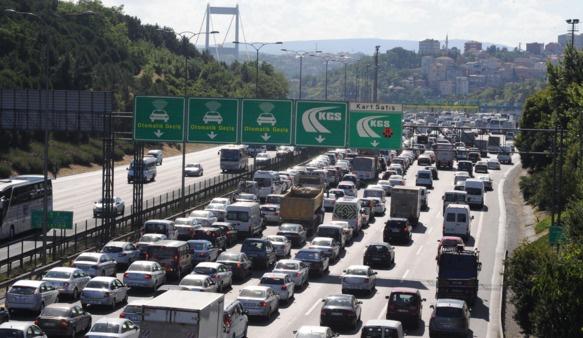 Marmaray, köprü trafiğinin yükünü aldı