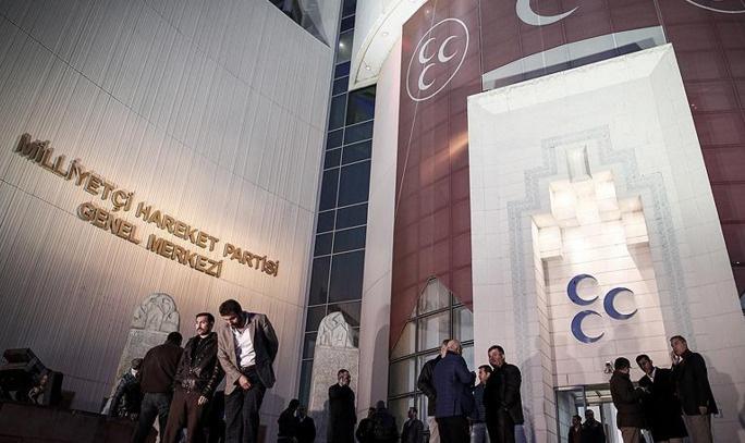 MHP'de operasyon sürüyor: Fatih teşkilatı da kapandı