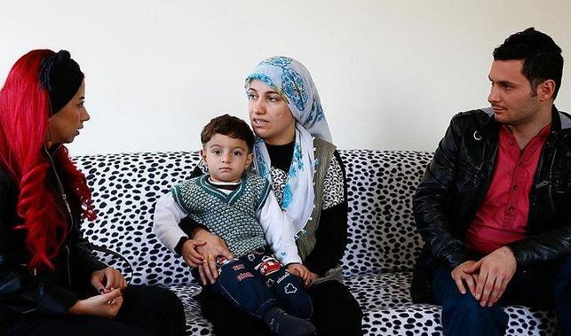 Terör mağdurlarına 1 milyon lira kira yardımı