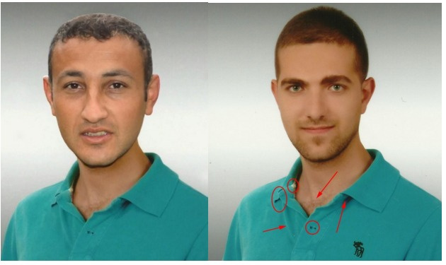 YPG photoshopla TAK oldu