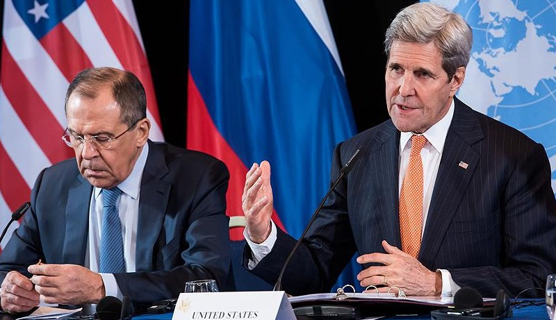 ABD ile Rusya 'ateşkes'te anlaştı
