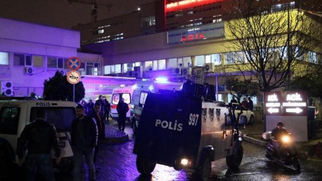 İstanbul'da polise saldırı: Bir DHKP-C'li öldürüldü
