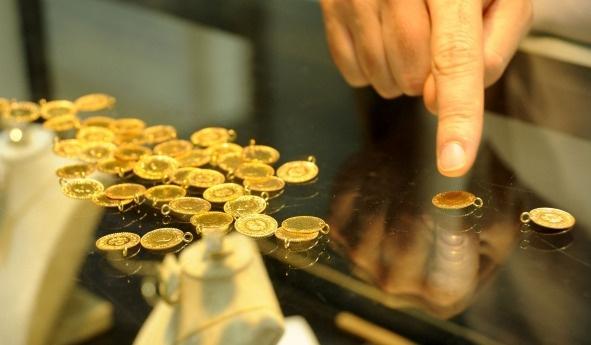 Altın fiyatları 116 liraya geriledi