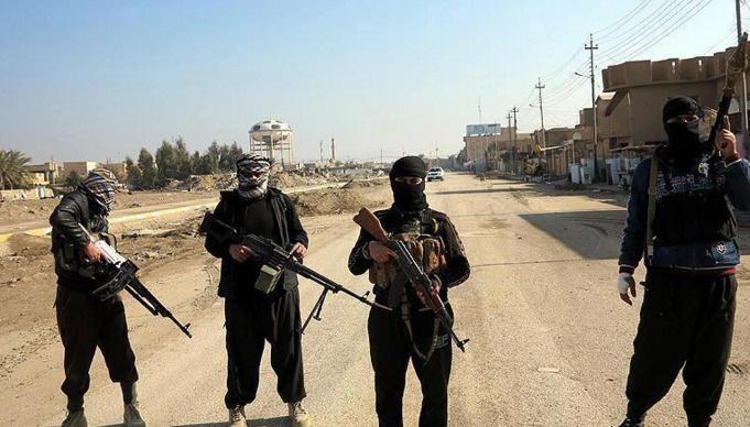 IŞİD 110 kişiyi kaçırdı