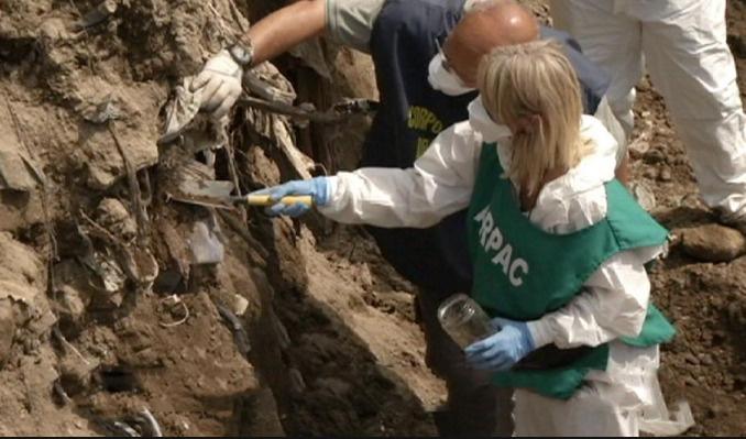 İtalyan mafyasının atıkları ocakları söndürdü