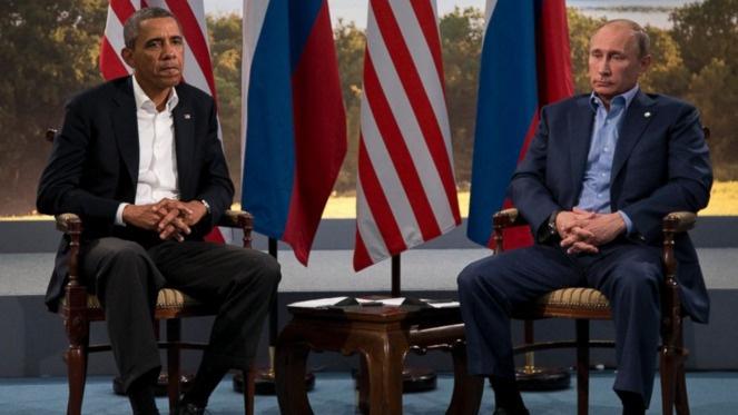 Obama ve Putin telefonda ateşkesi konuştu