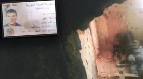 Muhaberat ajanı Sur'da öldürüldü