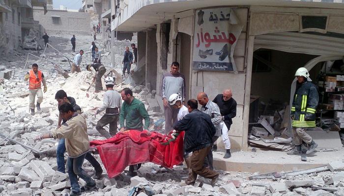 BM: Esad'ın hastanelere saldırısı kasıtlı