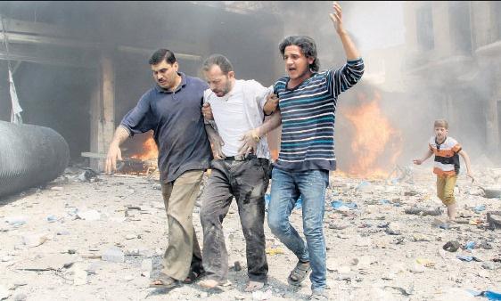 Esad, BMGK kararını 20 bin kez ihlal etti