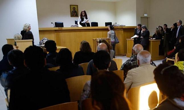 Öcalan'ın Yunanistan'a açtığı dava görüldü