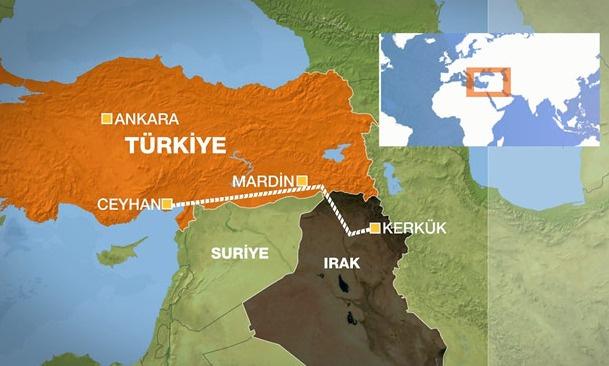 PKK'nın patlattığı boru hattı hala açılamadı