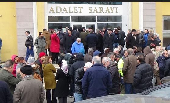 Cerattepe göstericileri Davutoğlu ile görüşecek