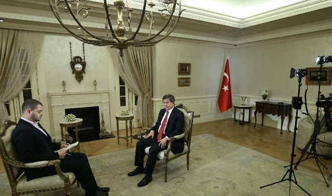 Davutoğlu: Arap ülkeleri desteğinin garantisi var mı?