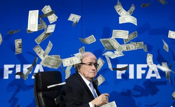 FIFA yolsuzluğu İsviçre bankalarına uzandı