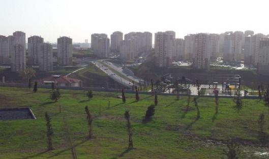 İstanbul'a 1,5 milyon metrakarelik yeni park