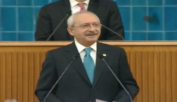 Kılıçdaroğlu 'kırmızı kartta' da hükümeti suçladı