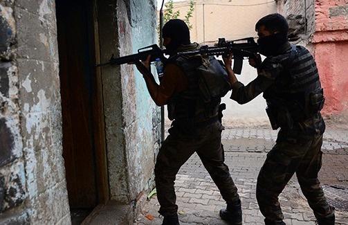Mardin'de çatışma: 7 terörist öldürüldü