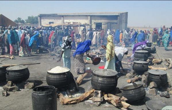 Mülteci değil ölüm kampları | FOTO