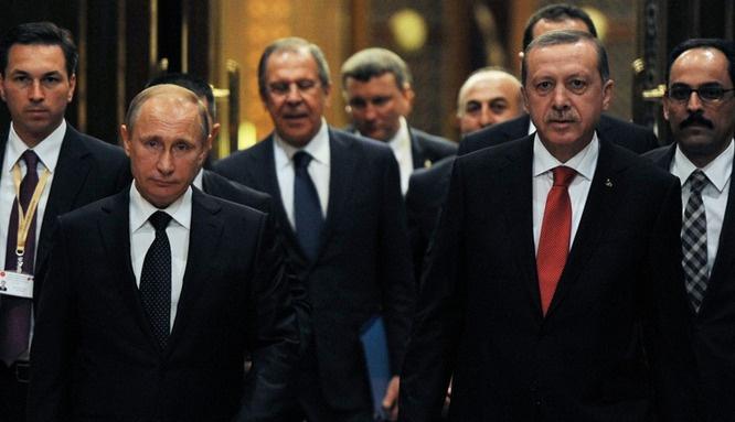 ABD basını: Rusya, Türkiye'yi nükleer silahla tehdit etti