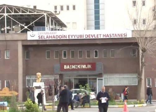 Diyarbakır'da başhekime silahlı saldırı