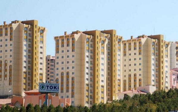 TOKİ'den İstanbul'a 60 bin yeni konut