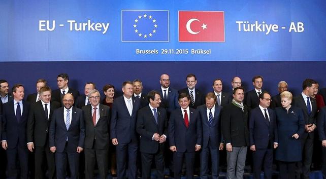 AB 7 Mart'ta Türkiye için toplanıyor