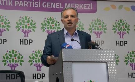 Davutoğlu'nun teklifine HDP'den cevap