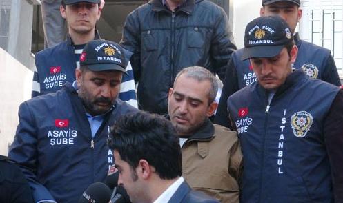 Samatya cinayetine müebbet hapis