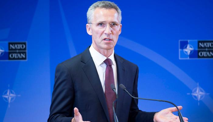 NATO'dan Türkiye'ye 'dayanışma' mesajı