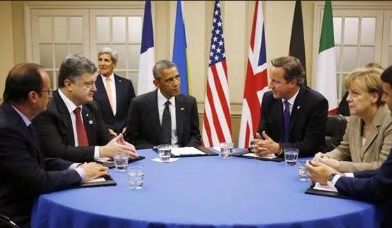 ABD-Avrupa arasında Suriye trafiği
