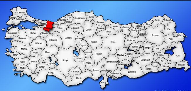 Sakarya'da üç bölgede doğalgaz bulundu