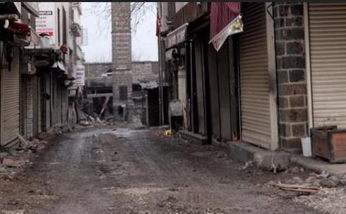 Sur'da son anonslar yapıldı, koridor kapatıldı