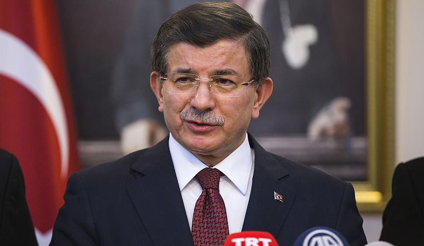 Davutoğlu: Ateşkes Türkiye'yi bağlamaz