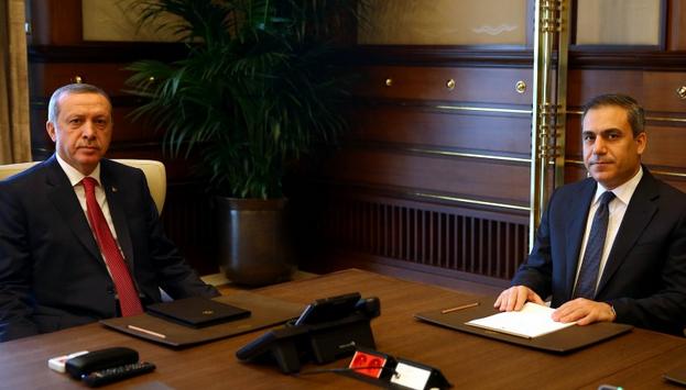 Erdoğan Hakan Fidan'ı kabul edecek