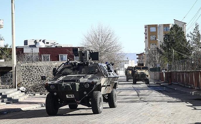 İdil'de 20 PKK'lı öldürüldü