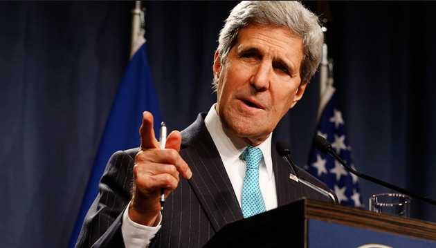 Kerry: Rusya'nın hastane saldırısını inceliyoruz