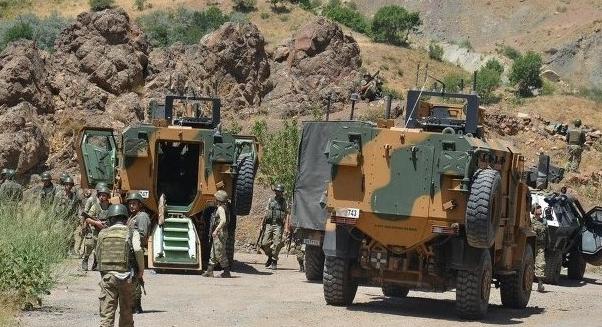Hakkari'de operasyon: 3 tutuklama