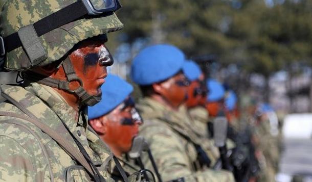 TSK özel birlikleri şehre iniyor