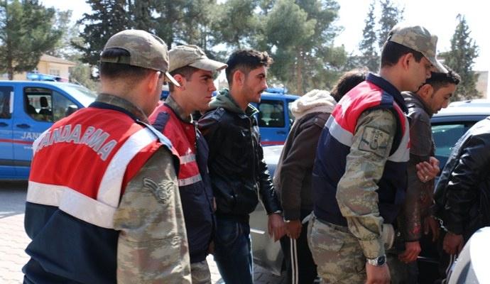 PKK-PYD kuryesi İstanbul yolunda yakalandı