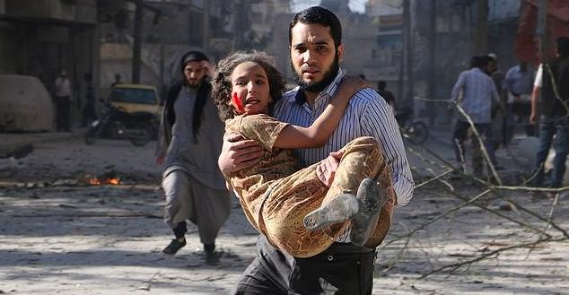 Suriye'de sivil ölümler azaldı | GRAFİK