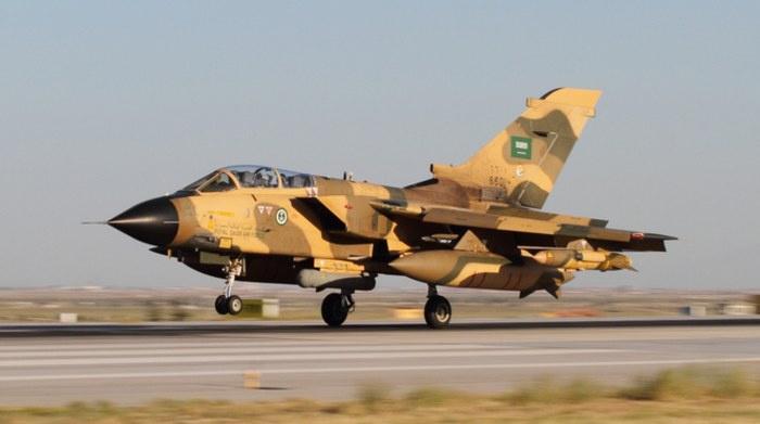 Suudi uçakları İncirlik'e indi