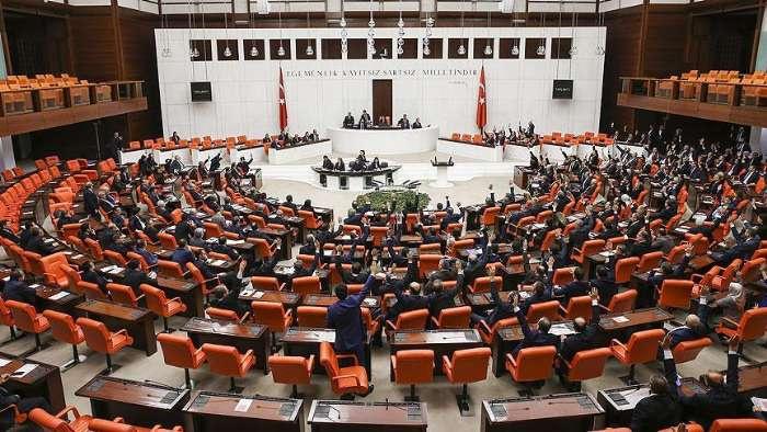 Meclis'i çok yoğun bir hafta bekliyor