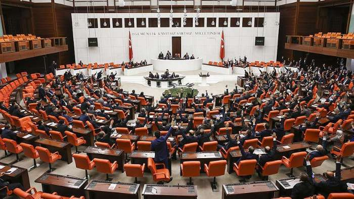 49 fezleke Meclis'e sevk edildi