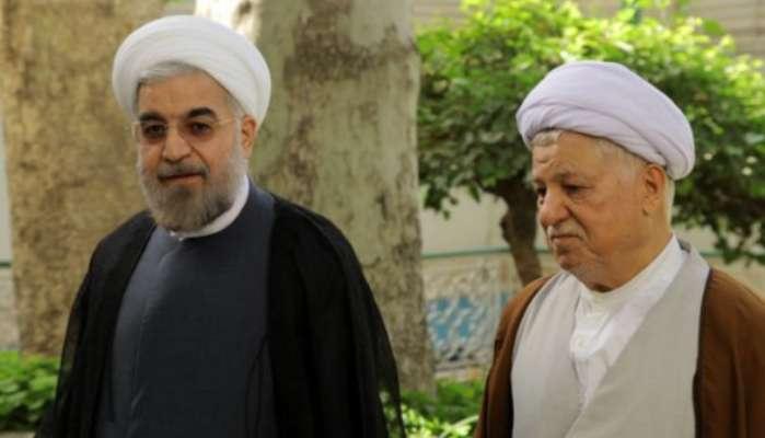 İran Uzmanlar Meclisi'nin kazananı Rafsancani