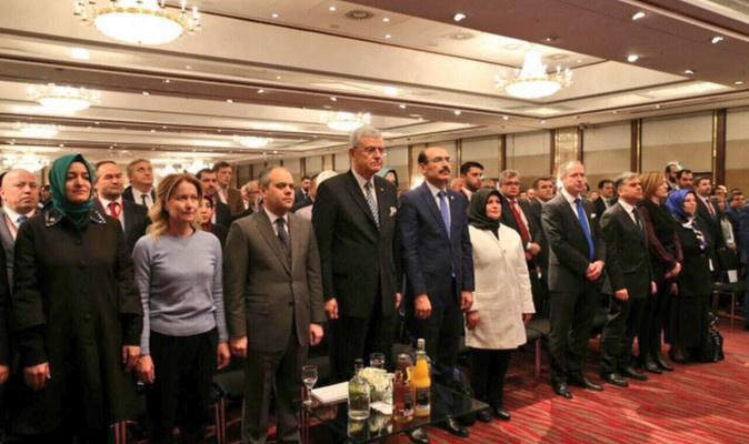 Avrupalı Türk Demokratlar'da seçim günü
